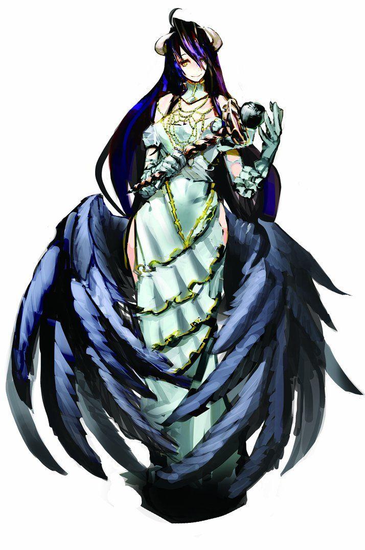 Overlord Albedo by so-bin