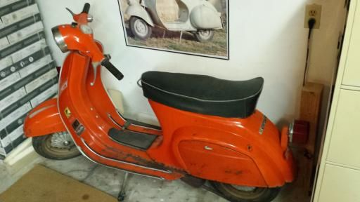 Scooters for sale - 1974 125 primavera