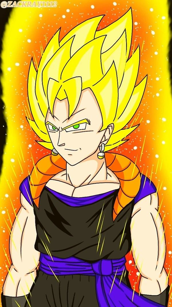 Pin by Stacey Green on gogito Dragon ball z, Dragon ball