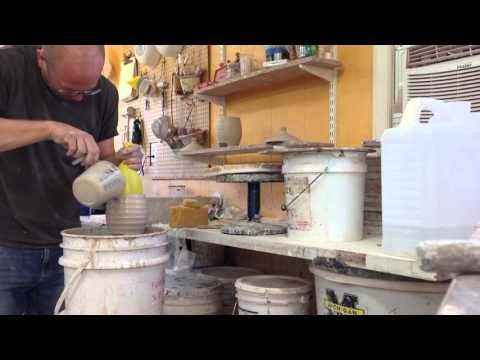 Tips and Tools: Balloon Slipping - Ron Philbeck - Ceramics Monthly