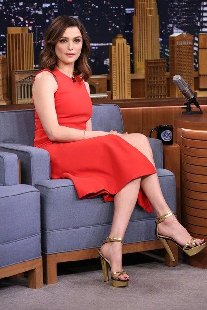 Rachel Weisz - 'The Tonight Show Starring Jimmy Fallon' in New York.  (19 November 2015)