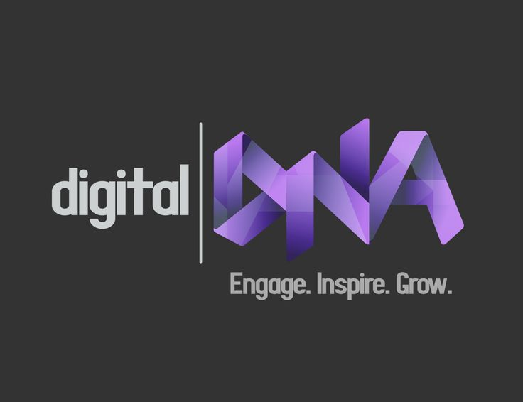 Logo design by Loki Creative for the Digital DNA business conference