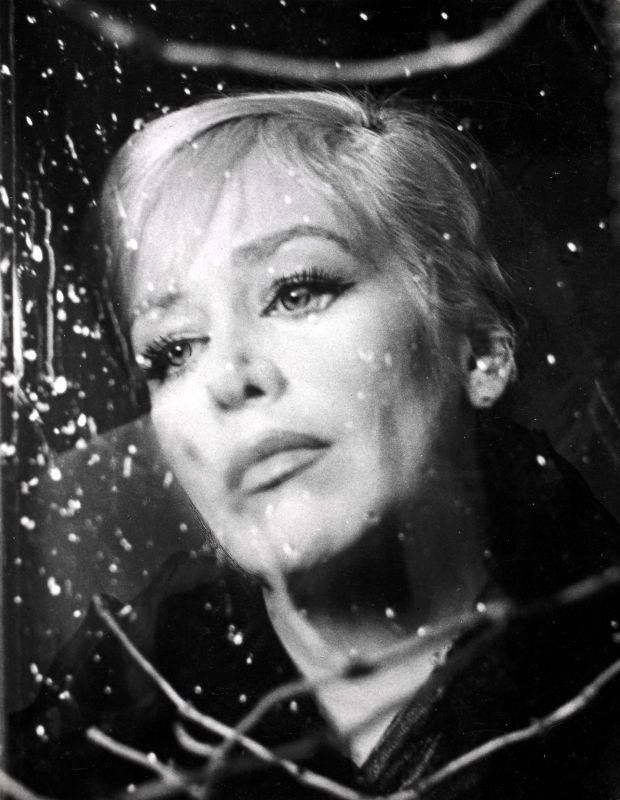 Hildegard Knef (28 December 1925 – 1 February 2002) German actress, singer, and…