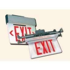 Howard Lighting HL0203RB1GA Exit Sign