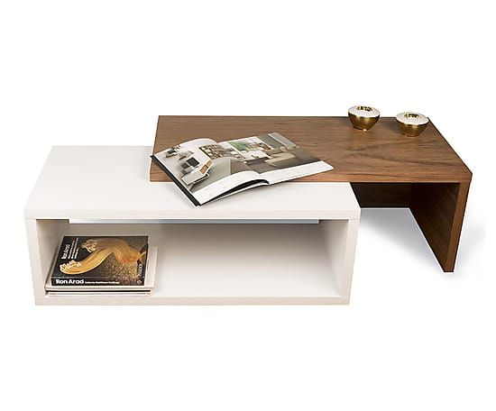 1000 ideas about table basse extensible on pinterest coussins de chaise de - Table extensible wenge ...