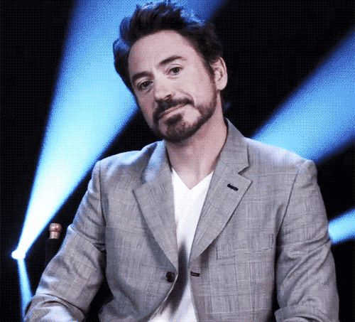 Happy Sunday: Here's RDJ looking so cute. #RobertDowneyJr #RDJ