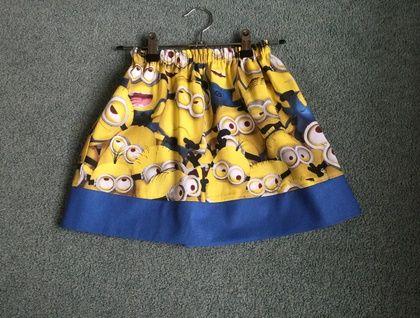 Lovely summer skirts.