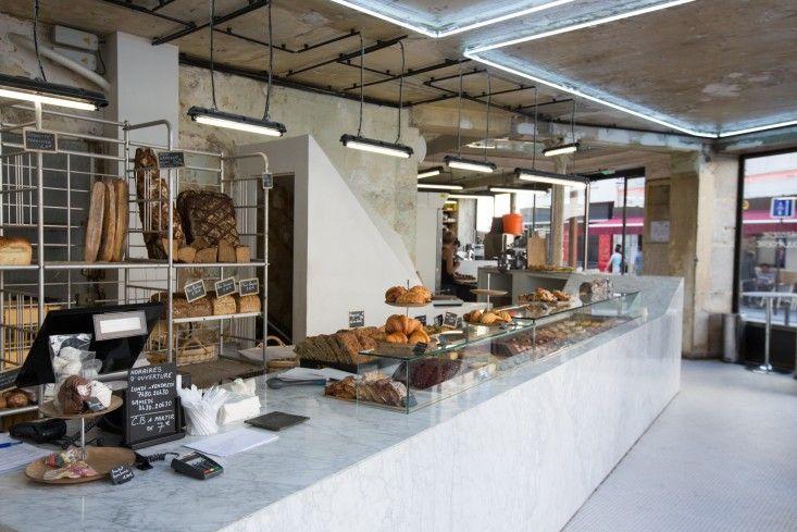Liberté: A Bakery with a New Aesthetic Bakery interior, Bakery design, Restaurant design