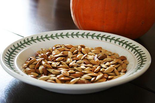 Roasted Pumpkin Seeds Recipe, Toasted Pumpkin Seeds Recipe | Simply Recipes