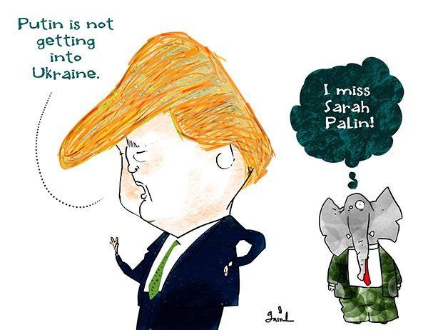 Cartoon by Gustavo Rodriguez -