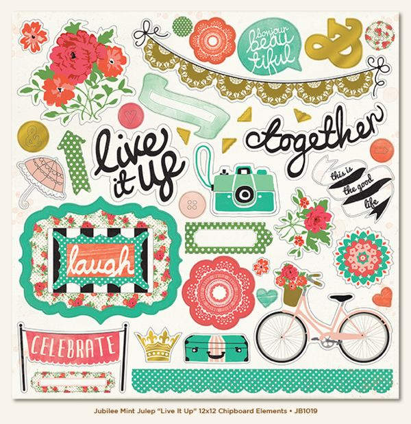New Collection Reveal | Jubilee {Mint Julep   Tangerine}