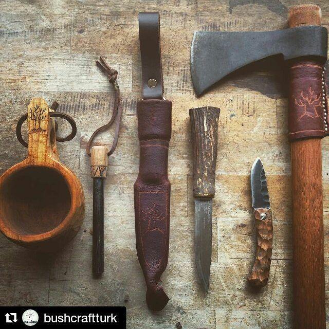 "Gefällt 638 Mal, 8 Kommentare - #IconicSurvival (@iconicsurvival) auf Instagram: ""Live a little #iconicsurvival • • • Photo by @bushcraftturk #iconicsurvival #morakniv #tomahawk…"""