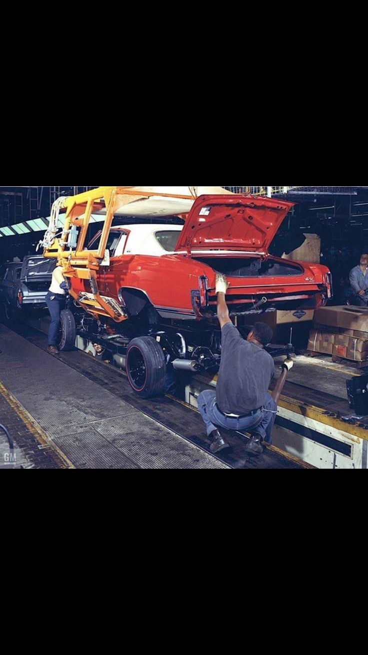 718 Best Images About Assembly Line On Pinterest