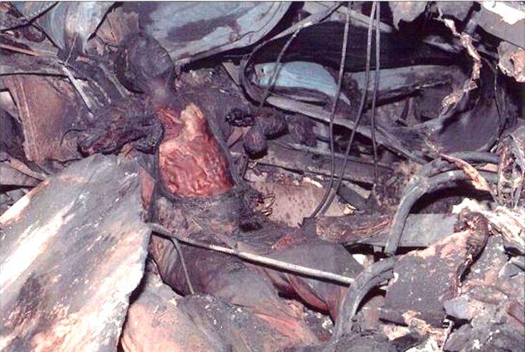 Human Debris / WTC 911... RIP