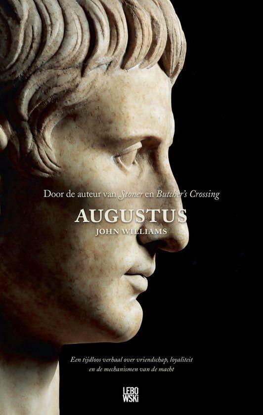 2/52 Augustus van John Williams. Bij bladzijde 60 heb ik het opgegeven. Het boek op zich is origineel en geeft inzage in een bijzondere tijd van Julius Ceasar maar de namen kon ik niet uit elkaar houden dus toch opgegeven.