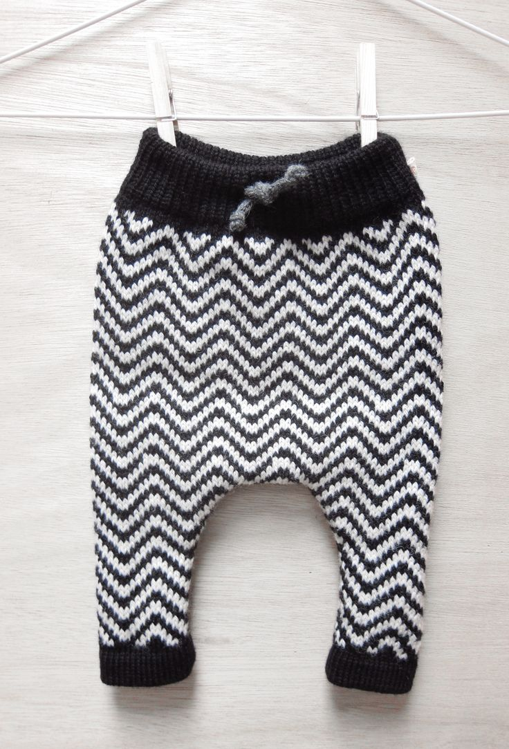 kedge hand knitted trousers by Camp & Compass