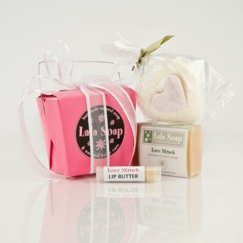 Love Struck - Valentine's Day Take Out Box - Aromatherapy