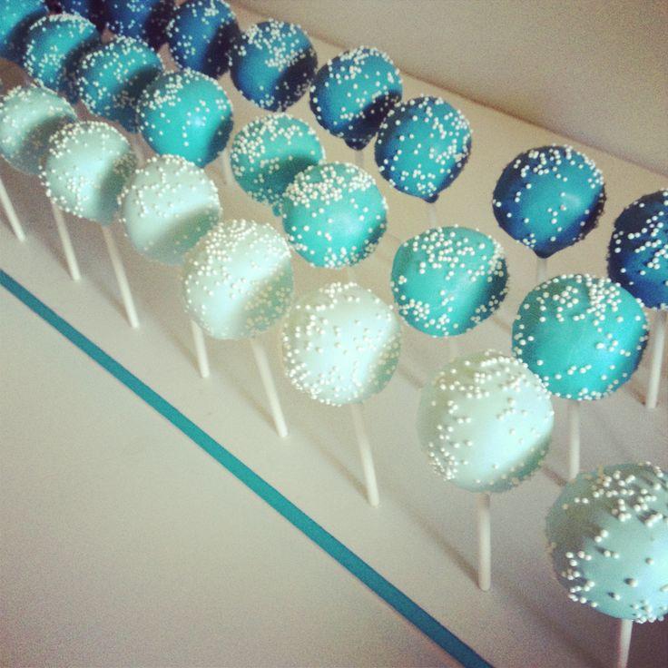 Wedding cake pops | www.raspberrybird.com