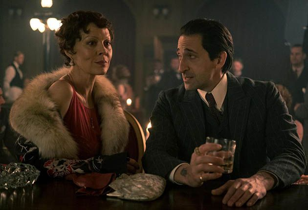 Hollywood star Adrien Brody, who plays Luca Changretta in series four of Peaky Blinders, says he's no stranger to organised crime...