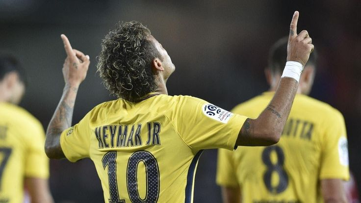 PSG sell staggering 10000 Neymar shirts in ONE DAY  more than Angel Di Maria in two years
