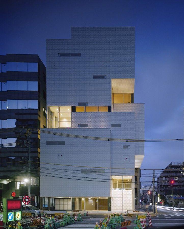 Ftown Building Atelier Hitoshi Abe