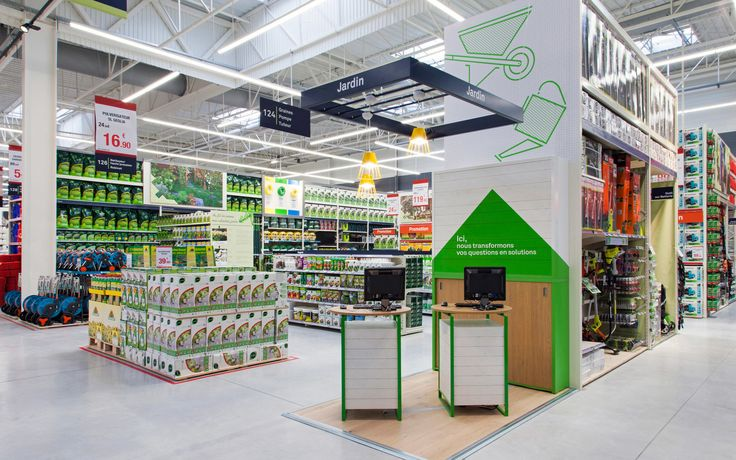 Leroy Merlin Le Havre Le Havre Retail Design Home Depot Store