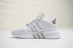 official photos 99bd5 b93b9 Mens Womens Adidas EQT Basketball ADV White Black Grey CQ2212 Sneakers
