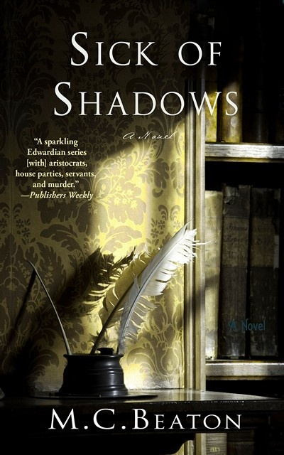 The 3rd in the Edwardian murder mystery series of MC Beaton.  I'm fascinated… – Books I enjoyed