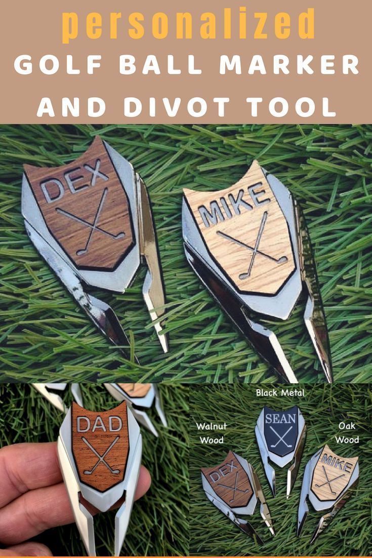 Unique Golf Gifts For Men Personalized Boyfriend Gift Husband Or Brother Perfect Christmas Birthday Him
