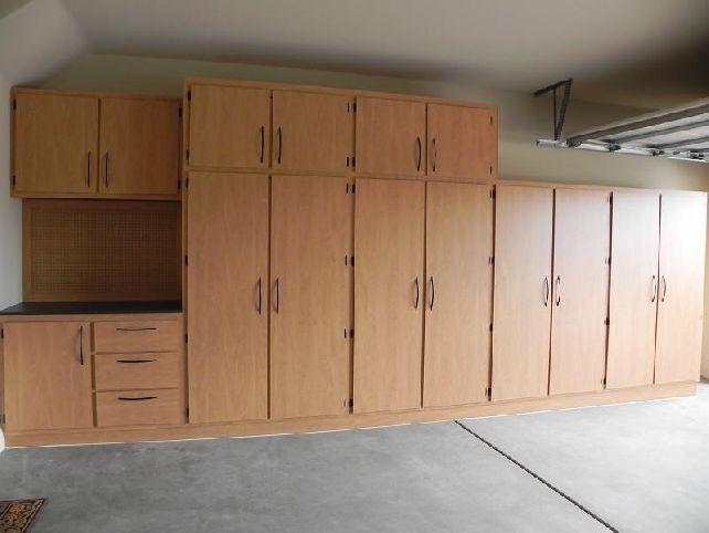 garage cupboard plans - Google Search