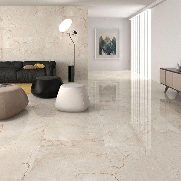 Classic Large Porcelain Tile Flooring - 75 cms x 75 cms