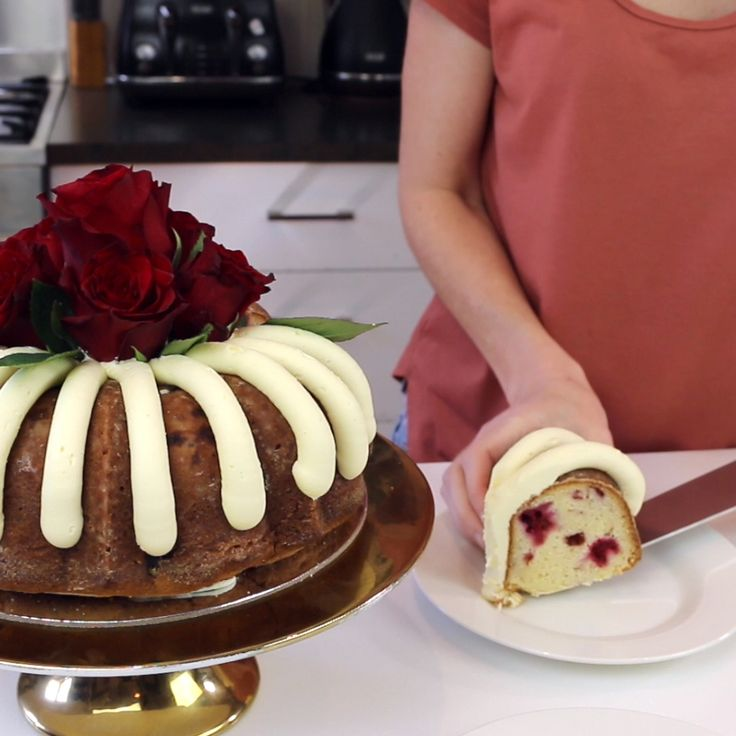 Just like a nothing bundt cake baked at home bundtcake