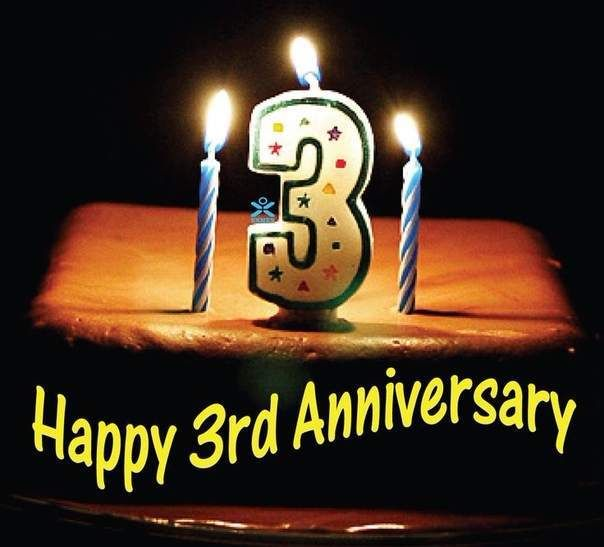 3rd Wedding Anniversary Wishes Images for Sister and Brother in Law - Happy Birthday Anniversary Wedding Wishes Whatsapp Facebook Status