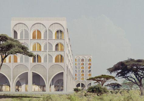 Bildresultat för Sergison Bates architects