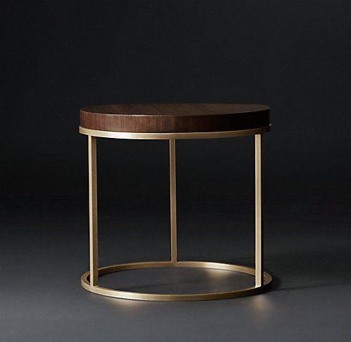 Minimalist Mid century style side table. Discover more: coffeeandsidetables.com | #minimalistsidetable #midcenturysidetable