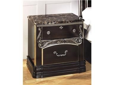 Shop For Signature Design Two Drawer Night Stand, B334 92, And Other  Bedroom Nightstands At Siker Furniture In Janesville, WI.
