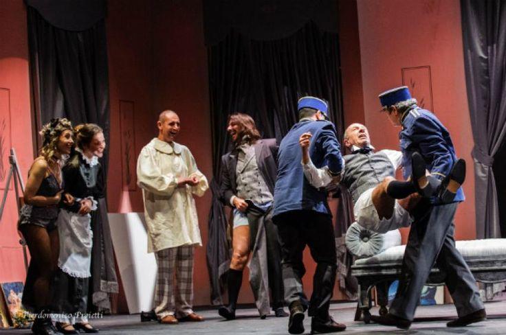 Al teatro civico di Norcia lo spettacolo Niente da dichiarare