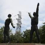 Memento Park, sculture – Budapest