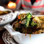 Broccoli Wild Rice Casserole   The Pioneer Woman Cooks   Ree Drummond