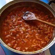 Fotografie receptu: Rychlá omáčka na špagety