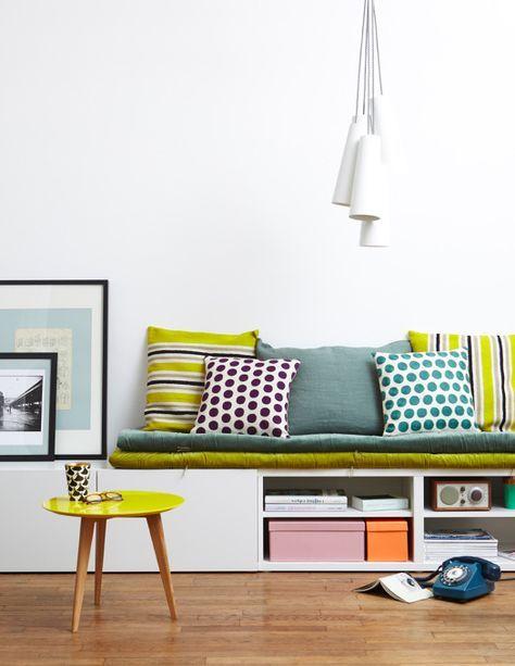 les 25 meilleures id es de la cat gorie banquette de. Black Bedroom Furniture Sets. Home Design Ideas