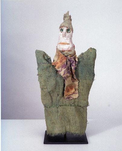 paul klee hand puppets