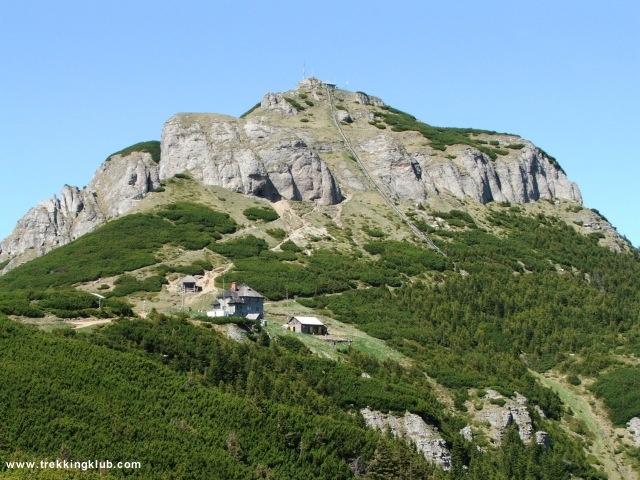 Toaca Peak - #Ceahlau_mountains