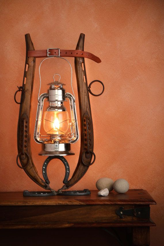 Hey, I found this really awesome Etsy listing at https://www.etsy.com/listing/192476725/horse-hames-and-horse-shoes-oil-lantern