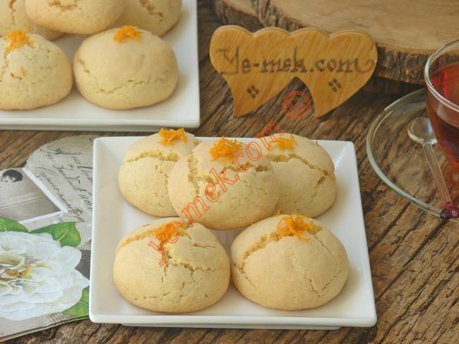 Portakallı Anne Kurabiyesi Resimli Tarifi - Yemek Tarifleri