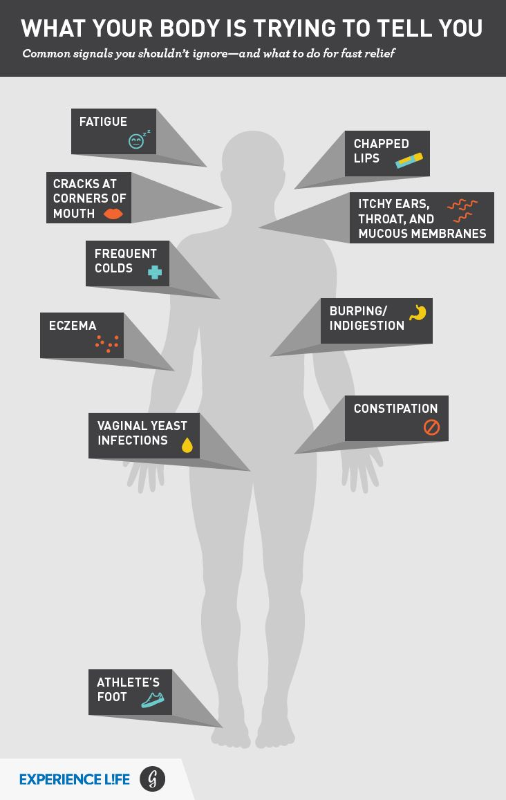 What Do Symptoms Mean? #health #symptoms http://greatist.com/grow/what-symptoms-mean