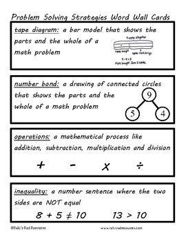 problem solving draw a picture reteaching 13-10