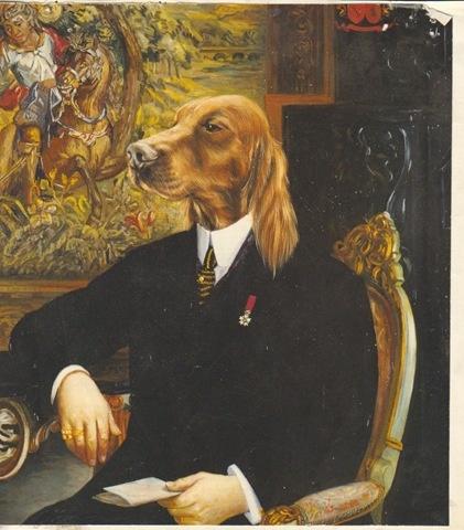 irish aristocrat