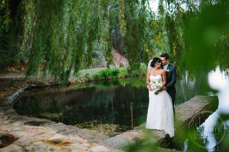 Lake Jetty. #GlenEwinEstate #Weddings #bridal #adelaidehills #photos