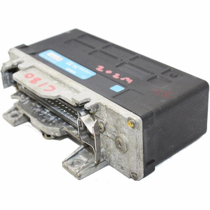 Mercedes benz C Class W202 ECU 0125457432 C180 Engine control unit 0265101040 #Bosch